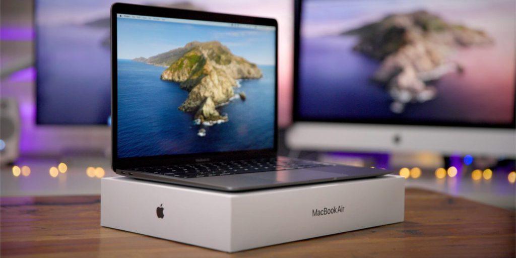 Macbook air Best apple laptop