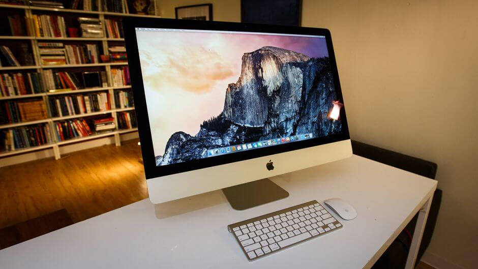 Apple iMac 5K- Best Mac for Video editing and photo editing