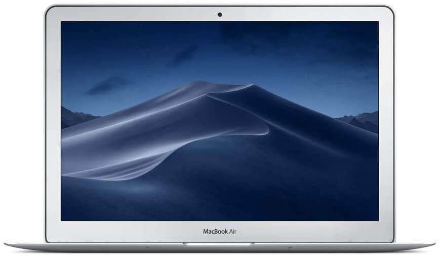 MacBook Air 2017- cheap apple laptop