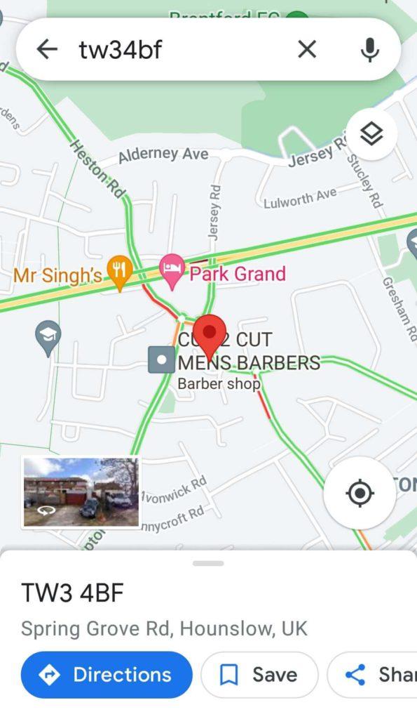 download offline maps on iPhone google maps