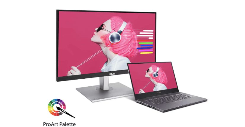 ASUS ProArt Display PA278CV best monitor for macbook pro