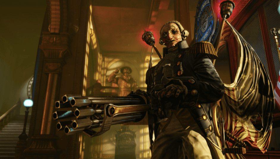 BioShock Infinite ($29.99) Best rpg game for mac