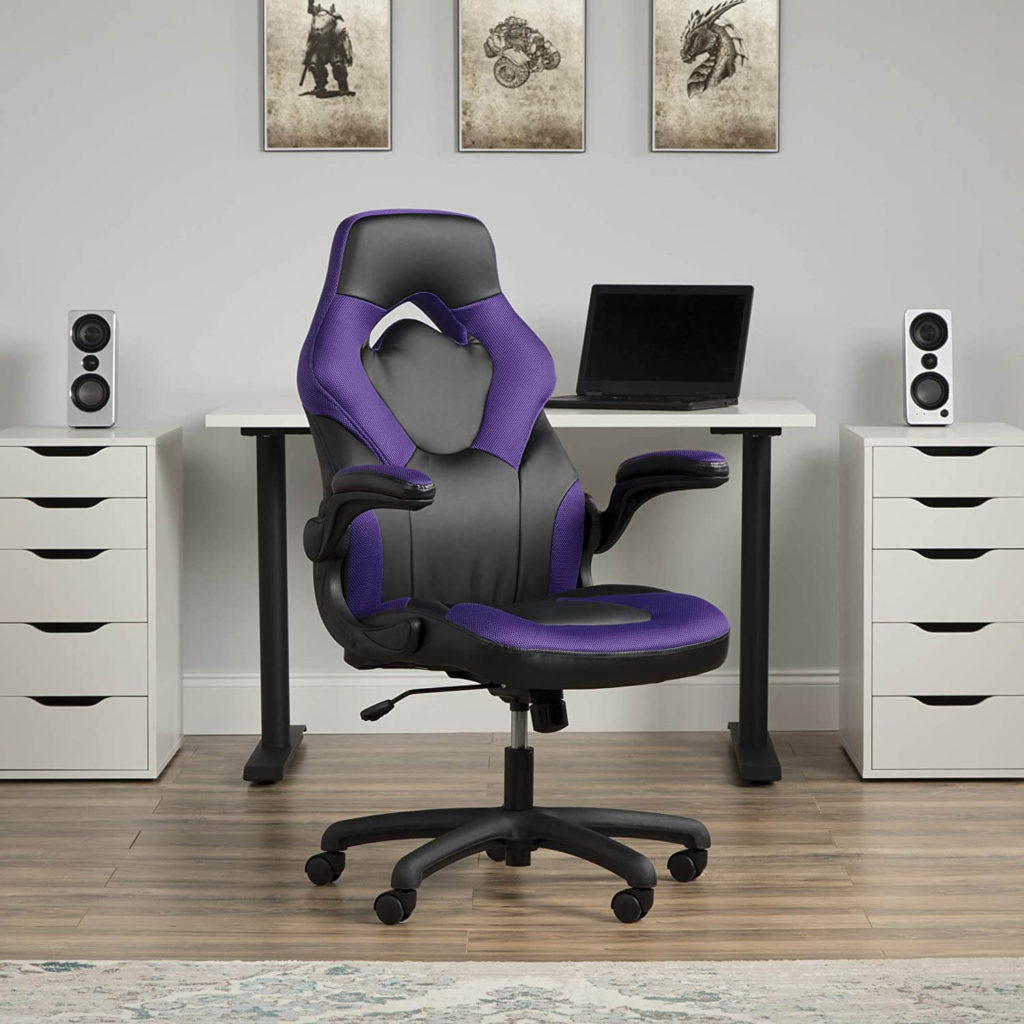 OFM ESS Racing purple Chair under 100