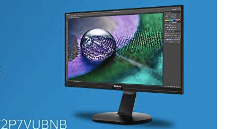 Philips Brilliance 272P7VUBNB 4k monitor for MacBook