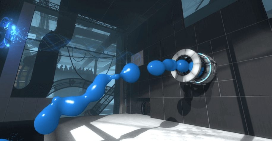 Portal 2 Best puzzle games on steam for Mac