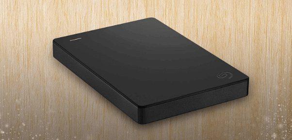 Seagate 2TB Portable budget External HDD for Mac