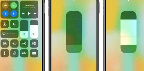 increase flashlight torch brightness on iphone