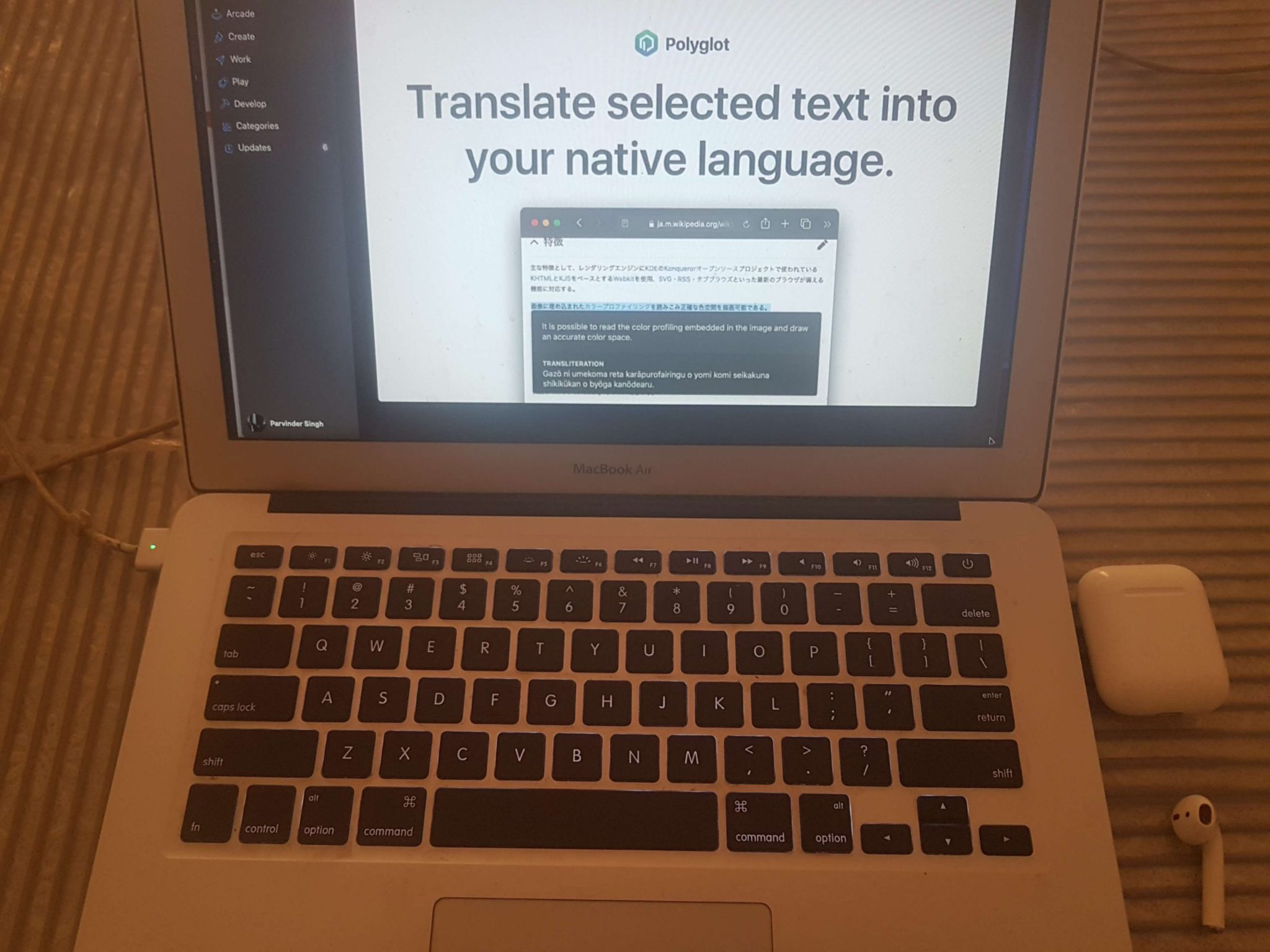 install polyglot python on mac