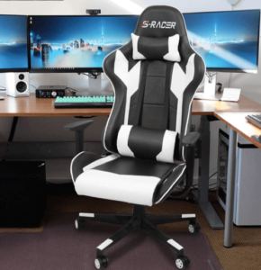 Homall cheap gaming chair for tall guys