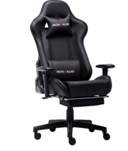 Nokaxus heavy duty gaming chair for big guys