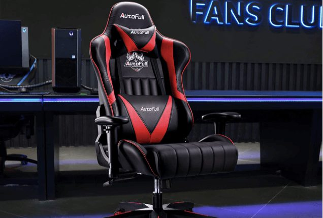 AutoFull E-Sports high back gaming chair for 200