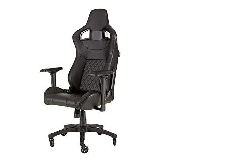 CORSAIR WW T1 wide office gaming chair for big person