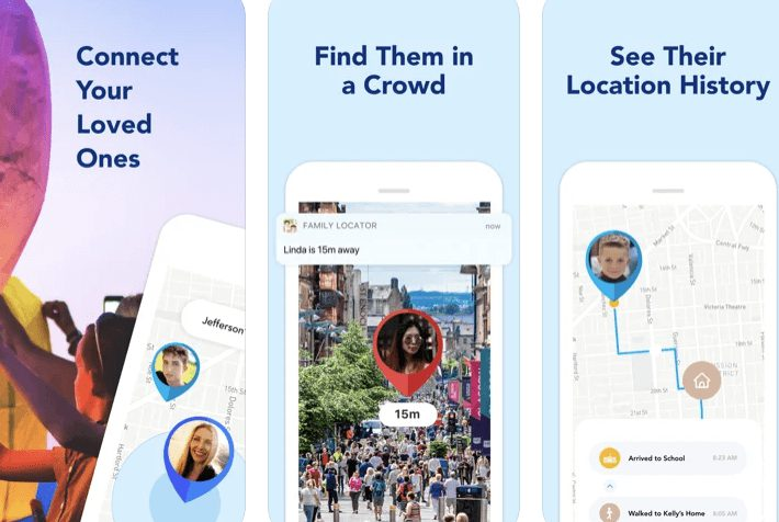 Find my Phone - Family Locator app for iPhone & Android