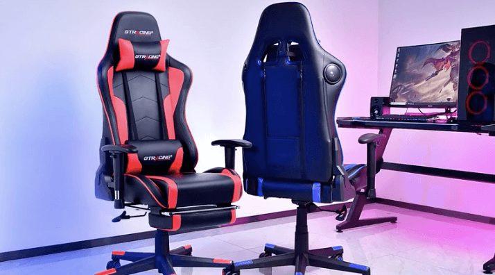 GTRacing bluetooh gaming chair