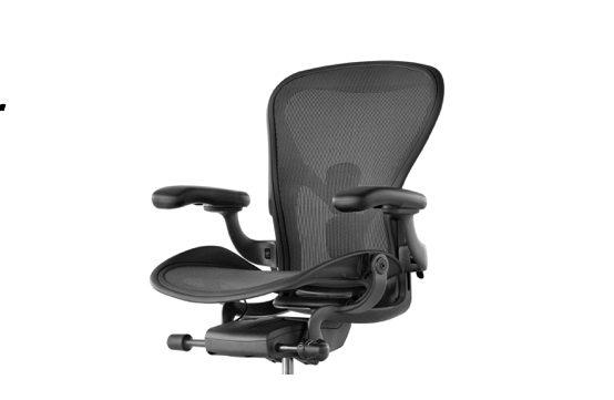 Herman Miller Aeron premium office gaming chair