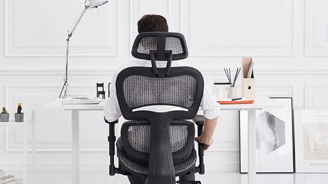 NOUHAUS Ergo3D best office gaming chair