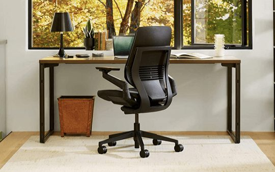 Steelcase Gesture ergonomic office chair for gaming