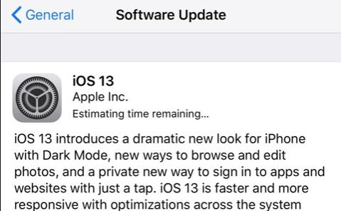 download and install safari update iphone