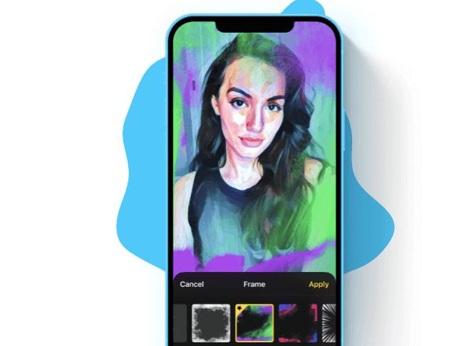 Add presets and custom frames