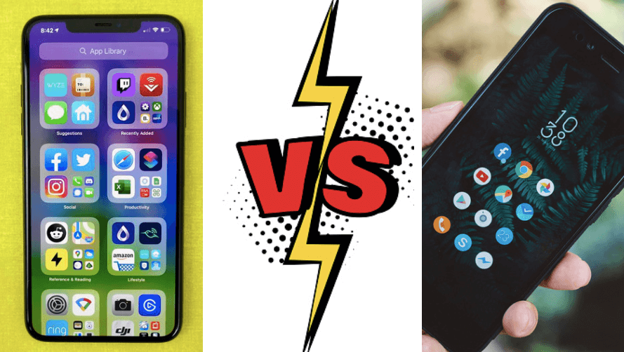 Android vs iOS -Which Is more Secure?