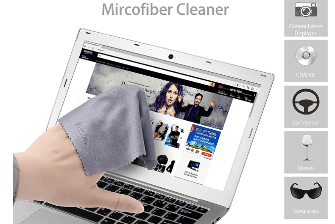 How to clean MacBook screen - Pro and Air