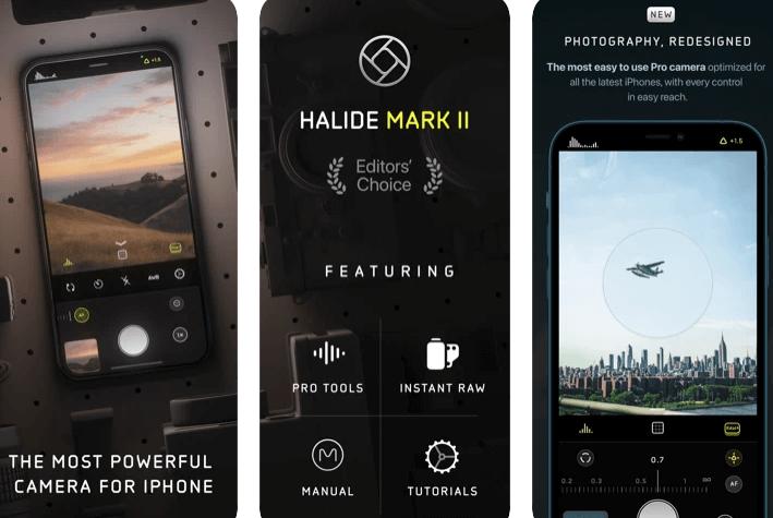Halide Mark II - Pro Camera 4+ Pro RAW Manual Camera app for iPhone and iPad