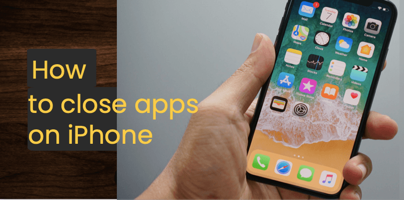 How to close all apps on iPhone 11, 12, SE
