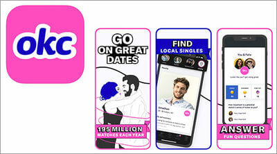 OkCupid danderous apps for kids