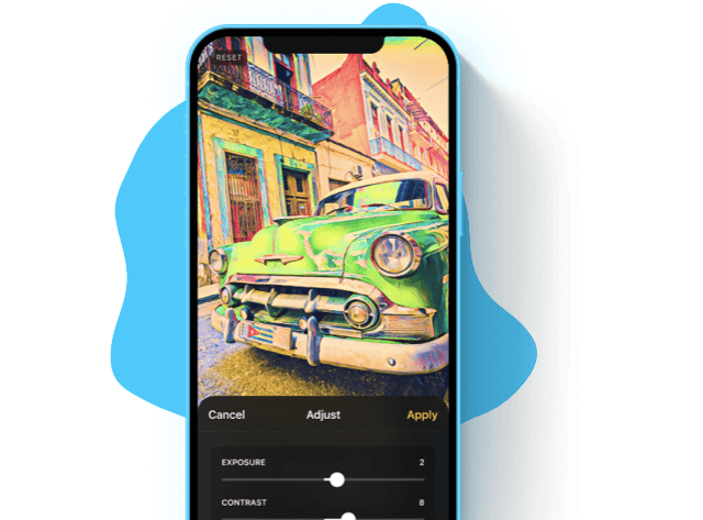 Pro editing tools for iPhone photogrpahy professionals