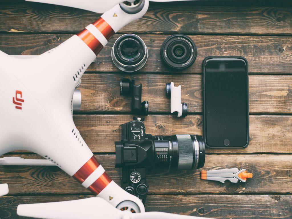 Use Camera Lens