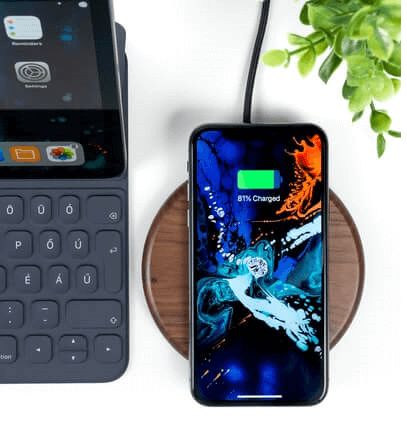 Use Third-party wireless chargers for Charging iPhone