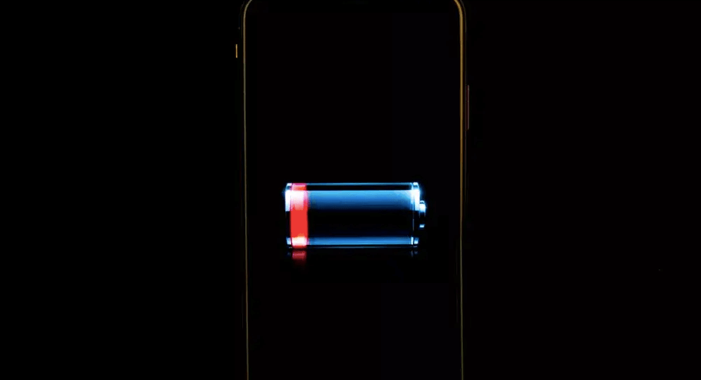 device battery is low if someone constantly tracking you.