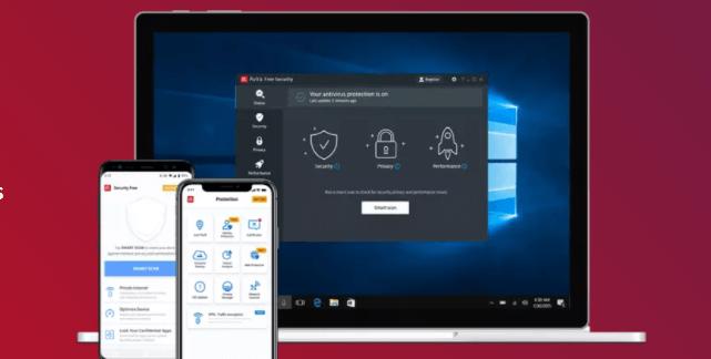 Avira antivirus for Chromebook