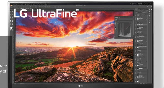 LG Ultrafine Monitor Best 4K Mac Mini Monitor